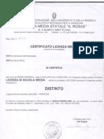 Licenza Media