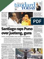 Manila Standard Today - Saturday (September 15, 2012) Issue