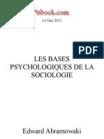 Bases Psychologiques