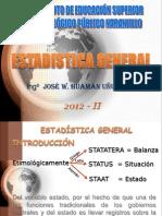 Estadisica General