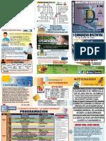 Boletin Distrital 02  - CAJAMARCA D - 15- 09