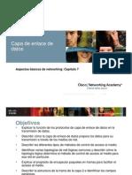 Cap.7 - Capa de Enlace de Datos