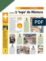 Los 5 Tops de Mistura