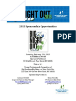 BNO 2013 Sponsorship Deck