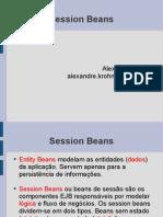 Session Beans