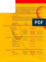 Tabela ADG (Honorarios e Remuneracao)