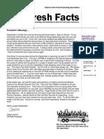 Fresh Facts - September 2012