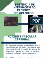 Assistencia de Enfermagem Ao Paciente Neurologico