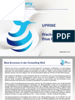 Blue Economy® Solutions startet UPRISE-Projekt - German Edition