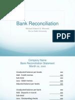 ACTBAS2 - Bank Reconciliation