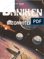 Erich von Danniken - Bizonyítékok