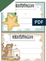 Certificados Doc