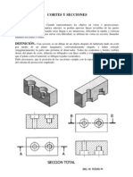 Cortes y Secciones PDF