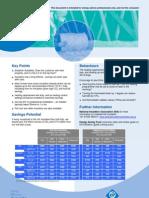 EST Fact Sheet - Roof and Loft Insulation