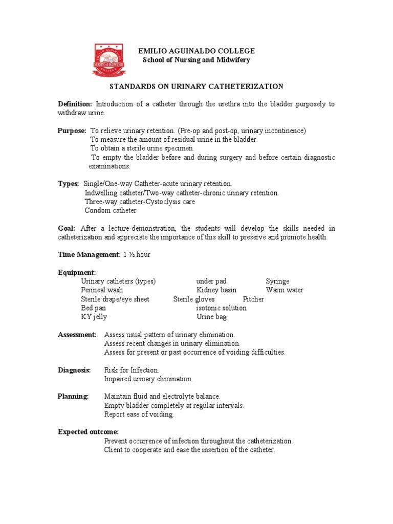 Ncm100 Catheterization Urinary Incontinence 22 Views