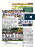 SCPDA Article in Guyana Times Sunday Magazine - Pg 1 (Sep 9, 2012)