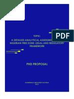 PHD Proposal 18062012