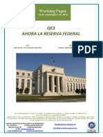 QE3. AHORA LA RESERVA FEDERAL (Es) QE3. AND NOW, THE FEDERAL RESERVE (En) QE3.ORAIN, ERRESERBA FEDERALA (Eus)
