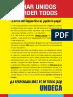 Costa Rica lucha por salud pública y derechos labroales 2012