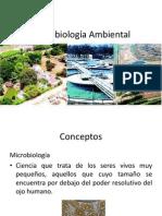 Microbiología Ambiental Clase I