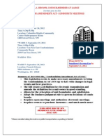 Condo Act Flyer REVISED