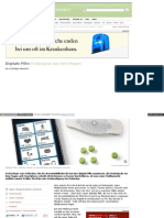 Strahlenfolter - Digitale Pille - Funksignal Aus Dem Magen - Www_spiegel_de