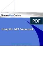 Using The .NET Framework