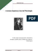 Florbela Espanca à luz da Psicologia - Conferência