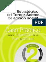 Elaboración Plan de Calidad Caso práctico /Tercer sector acción social