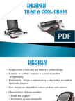 Design-More Than a Cool Chair