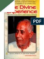The Divine Experience Ishwar Swaroop Swami Lakshman Joo - Autar Krishna Ganjoo