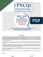 RDC 302 Comentado