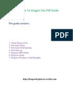 Dragon City Guide 2
