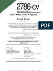 Opening Brief of Appellants