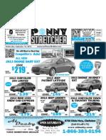 Penny Stretcher 09/12/2012