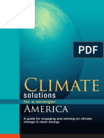 A Guide for Engaging and Winning on Climate