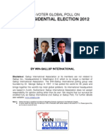 UPI/CVoter Global Poll 9/11
