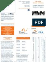 Registration Brochure 2012