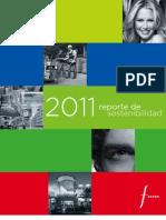 Reporte de Sostenibilidad SACI Falabella 2011