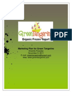 BUS 2335 Marketing Plan Final