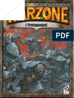 Mutant Chronicles Protagonisti Warzone