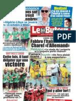 LE BUTEUR PDF du 15//09/2012