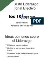 Modelo Liderazgo EFPE Corazon
