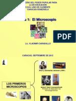 CLASE 1 Microsco