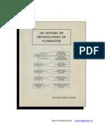 Un sistema de metodologías de planeación