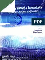 Realidade Virtual e Aumentada Conceitos Projeto e Aplicacoes