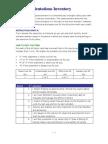 Career Orientations Inventory