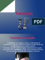 Torcicolo (cervicalgia)