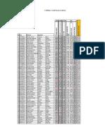 Planilla Notas Forma y Espacio 2012.Xls