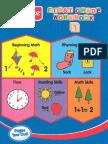 Kindergarten Workbook 1